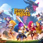 Review Hyper Heroes - Game Petualangan Terbaru